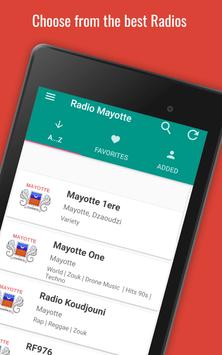 📻🇾🇹 Mayotte Radio Stations screenshot 14