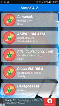 📻 Radio Morocco 🇲🇦 apk screenshot