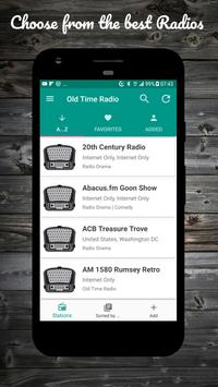 📻 Radio OTR - Old Time Radio Shows poster