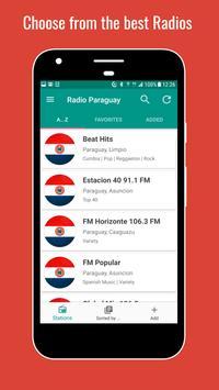 Radio Paraguay poster