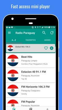 Radio Paraguay screenshot 3