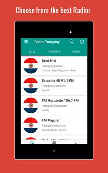 Radio Paraguay screenshot 9