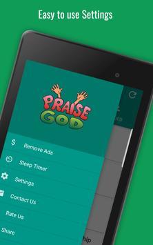 Praise and Worship Radio ✝️📻 screenshot 16