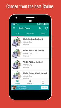Quran Radio 🕋📻 Famous Reciters screenshot 1