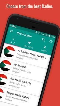 Radio Sudan पोस्टर