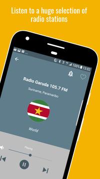 Radio Suriname screenshot 1