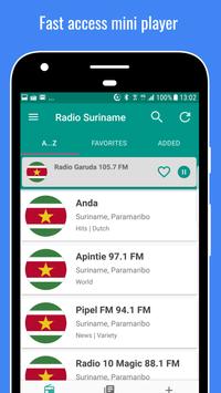 Radio Suriname screenshot 3