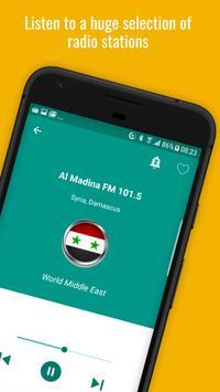 Radio Syria Ekran Görüntüsü 1