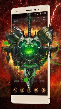 Sword Game Theme poster