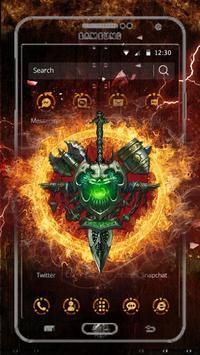 Sword Game Theme screenshot 1