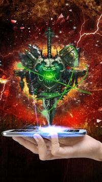 Sword Game Theme screenshot 2