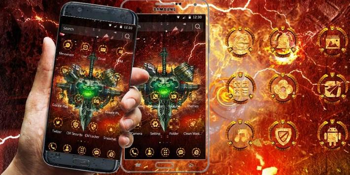Sword Game Theme screenshot 3