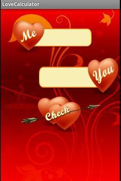 Love Calculator poster
