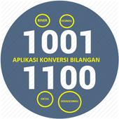 Konversi Bilangan Komputer icon