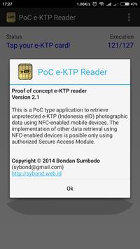 PoC e-KTP Reader screenshot 1