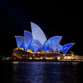 Sydney Tourist Places icon