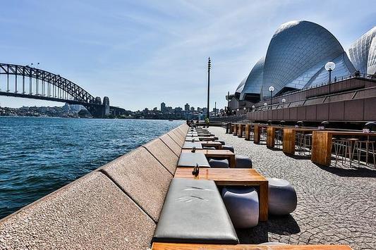 Sydney Tourist Places poster