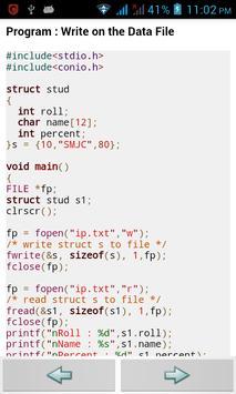 Learn C screenshot 5