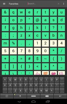 Symbols Shortcuts 2 with custom Keyboard screenshot 6