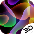 Symphony Psychedelic Streamer Hd Live 3D Wallpaper