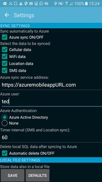 SyncAround apk screenshot