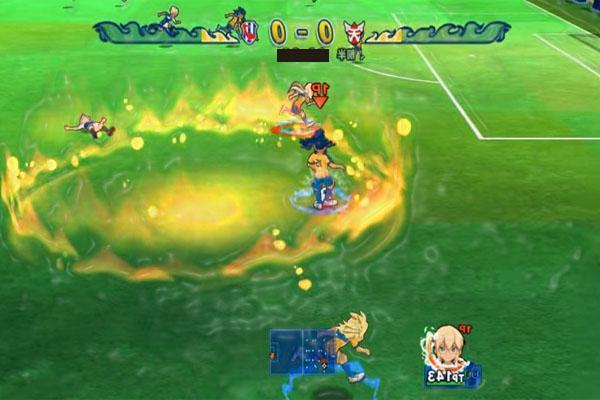 скачать игру inazuma eleven strikers с торрента