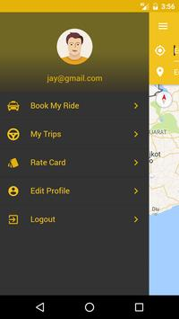Cab on go screenshot 2