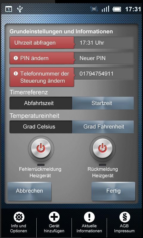android software update download abbrechen