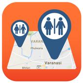 Toilet Locator- Kashi icon