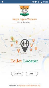 Toilet Locator- Kashi poster