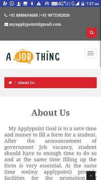 My Apply Point apk screenshot