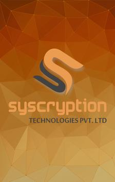 Syscryption Technologies poster