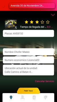 Tacsi screenshot 3