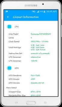 System Monitor apk screenshot