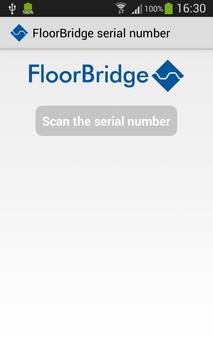 FloorBridge Serial Number poster