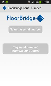 FloorBridge Serial Number apk screenshot