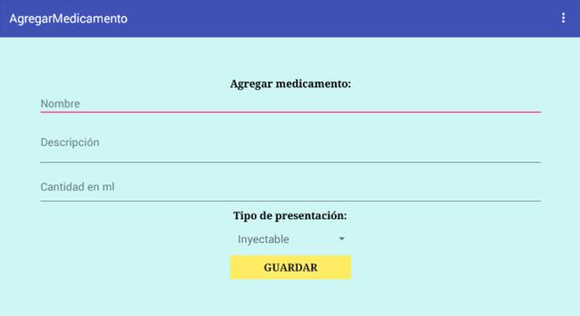 Calculador de dosis pediatrica screenshot 4