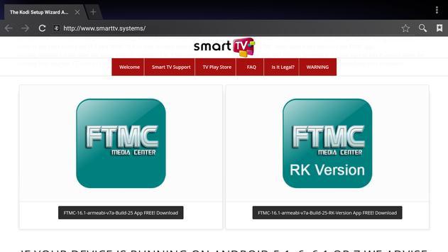 FTMC Downloader Link screenshot 1