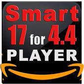 Smart 17 for 4.4 TV Player (Kodi 17.1 fork) icon