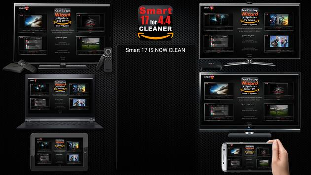 Smart 17 for 4.4 Player Cleaner apk screenshot