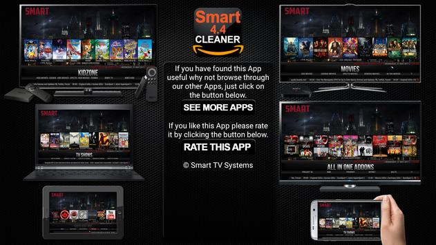 Smart 4.4 Player Cleaner - NEW! apk screenshot