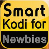 SMART KODI FOR NEWBIES - NEW icon
