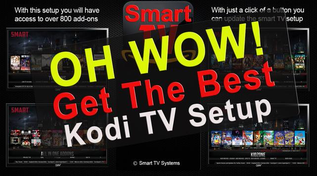 Smart Tips and Tricks for Kodi - NEW! poster