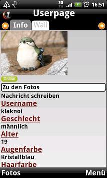 Szene1 Mobile Client apk screenshot