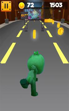 Gekko pj Runner Masks Dash World screenshot 1