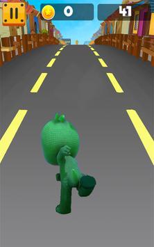 Gekko pj Runner Masks Dash World screenshot 2
