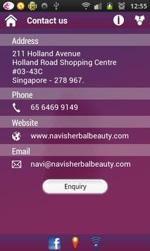 Navi's Herbal Beauty Care screenshot 4