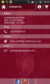 Wedding Video Houze screenshot 4