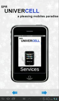 SPR UniverCell Mobiles apk screenshot