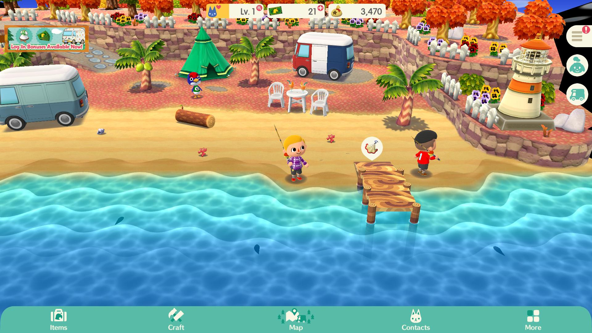 Animal Crossing Landscape For Android Apk Download